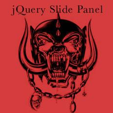 jQuery Slide Panel